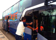 青岛国际啤酒节黄岛会场公交运行保障发布