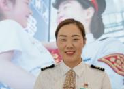 王琳:情满旅途 真诚笑容服务每位旅客
