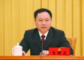安徽省长李国英参加本省代表团讨论