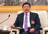 陕西省委书记娄勤俭参加本省代表团讨论