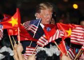 特朗普会见陈大光:愿调停中越南海问题