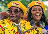 """津巴布韦总统被扣留 """"第一夫人""""疑已逃至纳米比亚"""