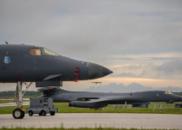美B-1B轰炸机接连两天赴韩演练投弹 韩媒:超罕见