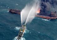 日本海保:东海起火油轮正向日本漂流