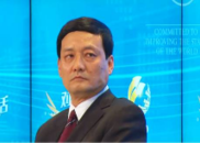 """肖亚庆:""""一带一路""""不仅是中国的 更应该是世界的"""