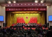 彭清华当选广西自治区人大常委会主任