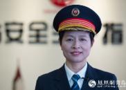 刘青:铁路姐妹花 35年微笑服务