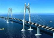 港珠澳大桥主体工程完成交工验收 具备通车条件