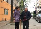 南昌23位热心居民轮流照顾社区96岁老人
