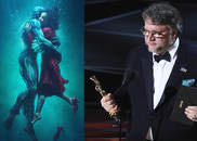 视频集 吉尔莫·德尔·托罗凭《水形物语》获最佳导演