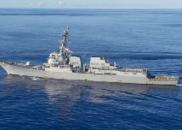 中国国防部回应美驱逐舰进入中国南海海域