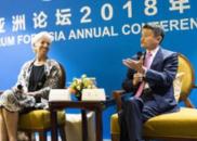 马云:中美无需用贸易战解决问题