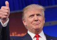 特朗普:这是很大的进步 期待美朝峰会