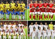 2018俄罗斯世界杯之E组:桑巴军团笑傲群雄 瑞士塞尔维亚死磕