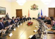 李克强同保加利亚总理鲍里索夫举行会谈