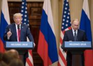 首次正式会晤谈及俄干预大选、朝鲜问题等
