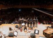 用音乐架起友谊的桥梁  10支国外表演团队将来双献艺