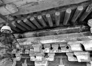 """通州老城地标燃灯塔大修完工 连塔顶的神兽都""""活""""了过来"""