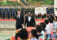 习近平密集会见非洲领导人体现这四个字