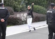 视频-维秘独家:安布罗休运动现身 粉丝极为热情
