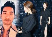 视频:高以翔称最期待刘雯压轴 马苏高叉长裙性感亮相