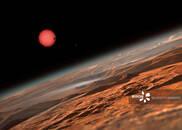 有水冰覆盖!科学家发现2颗类地行星可能适合人类居住