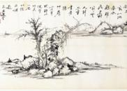 【组图】心罗万象:饶宗颐除了荷花还画过哪些