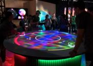 索尼虚拟空气曲棍球台 揭示增强现实的未来