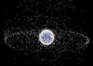 """太空巨型""""鱼叉""""处理太空垃圾:治理失效卫星"""