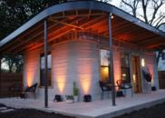 黑科技!3D打印技术建出60平米住房 用时仅1天