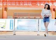 十二年寒窗磨一剑 河南省98.38万考生今上考场