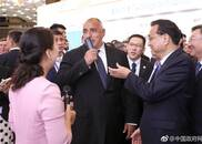 保加利亚总理对中国造翻译机啧啧称奇 李克强买下送他