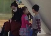 马蓉现身了?她还带着儿女在西安逛街