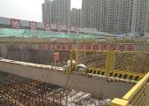 探营济南轨交R3线:六大站点进入主体结构施工