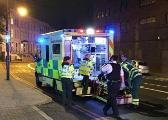 英国警方证实伦敦车辆冲撞人群为恐怖袭击