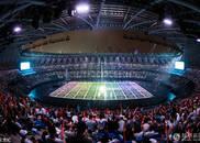 第十三届全运会开幕式现场丨现场图