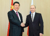 俄方:提升金砖国家声望 促进中俄经贸合作发展