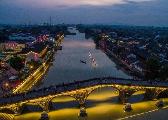 """北京:各方共建""""指尖上的大运河""""网信推进机制"""