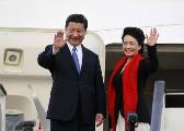聚焦十九大:习近平28次出访勾勒中国全方位外交图景