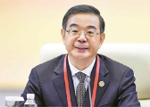 最高人民法院院长周强参加上海代表团讨论