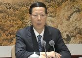 张高丽参加陕西代表团讨论