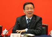 韩正参加上海代表团讨论