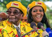 英媒:津巴布韦前副总统已回国将与穆加贝见面