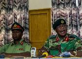 津巴布韦执政党称权力和平交接 穆加贝权力被移除