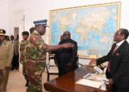穆加贝拟与津巴布韦前副总统谈判