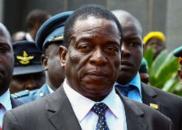 """穆加贝继任者:外号""""鳄鱼"""" 曾是穆加贝私人保镖"""