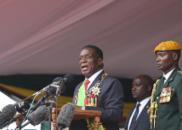 津巴布韦新总统上任 外交部:推进中津友好关系发展