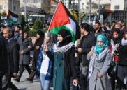 """不满特朗普决定 巴勒斯坦宣布进行""""愤怒3日""""游行"""