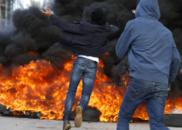 巴以军民爆激烈冲突!已致50人受伤