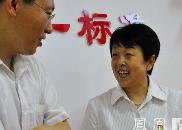 12319热线王春梅:天使般微笑 温暖870万市民